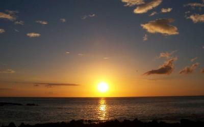 Kona Sunset Blue