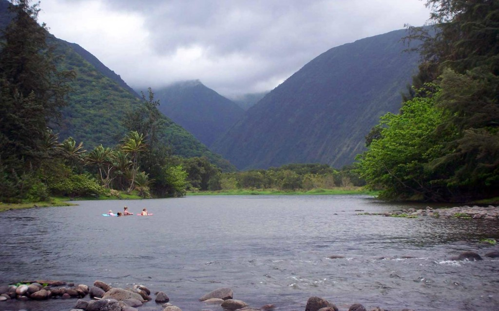 Waipio Valley, Big Island Hawaii