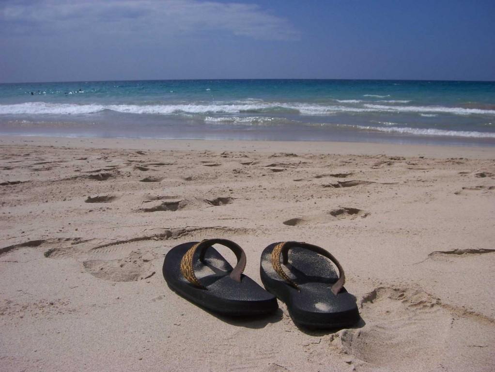 Hapuna Beach Slippers
