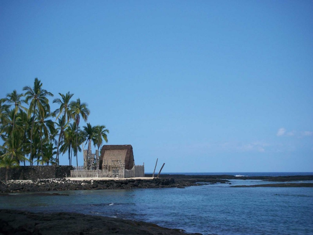 Puuhonua O Honaunau