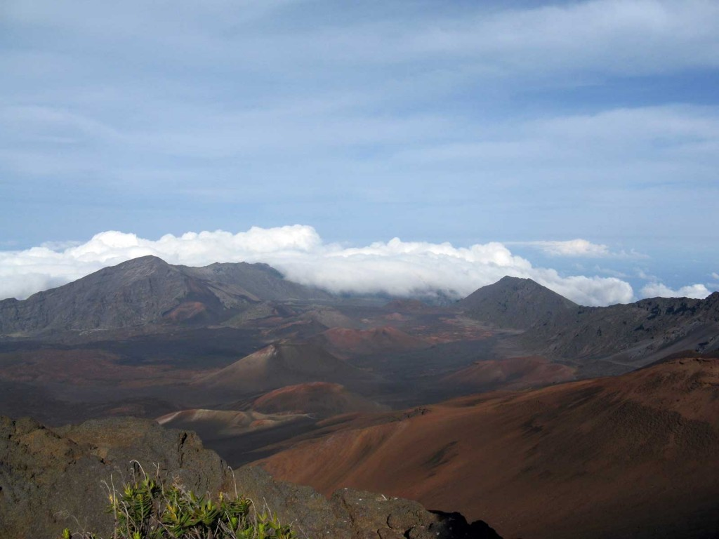 Haleakala Cinder Cones
