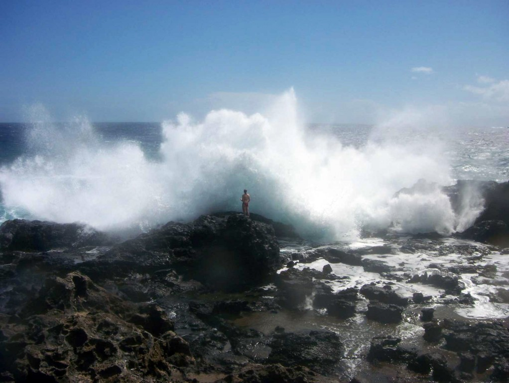 Nakalele Blowhole, Maui