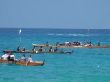 Outrigger Canoe Race