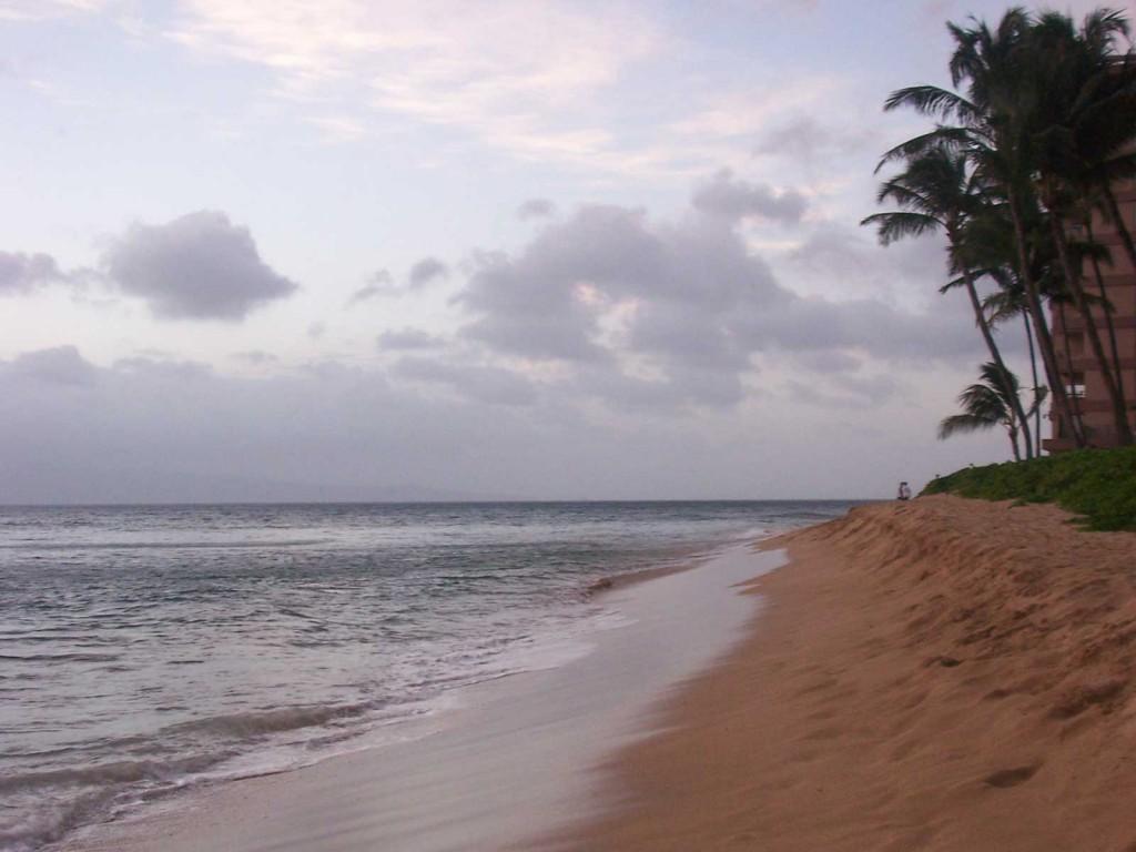Soft Kaanapali Coast