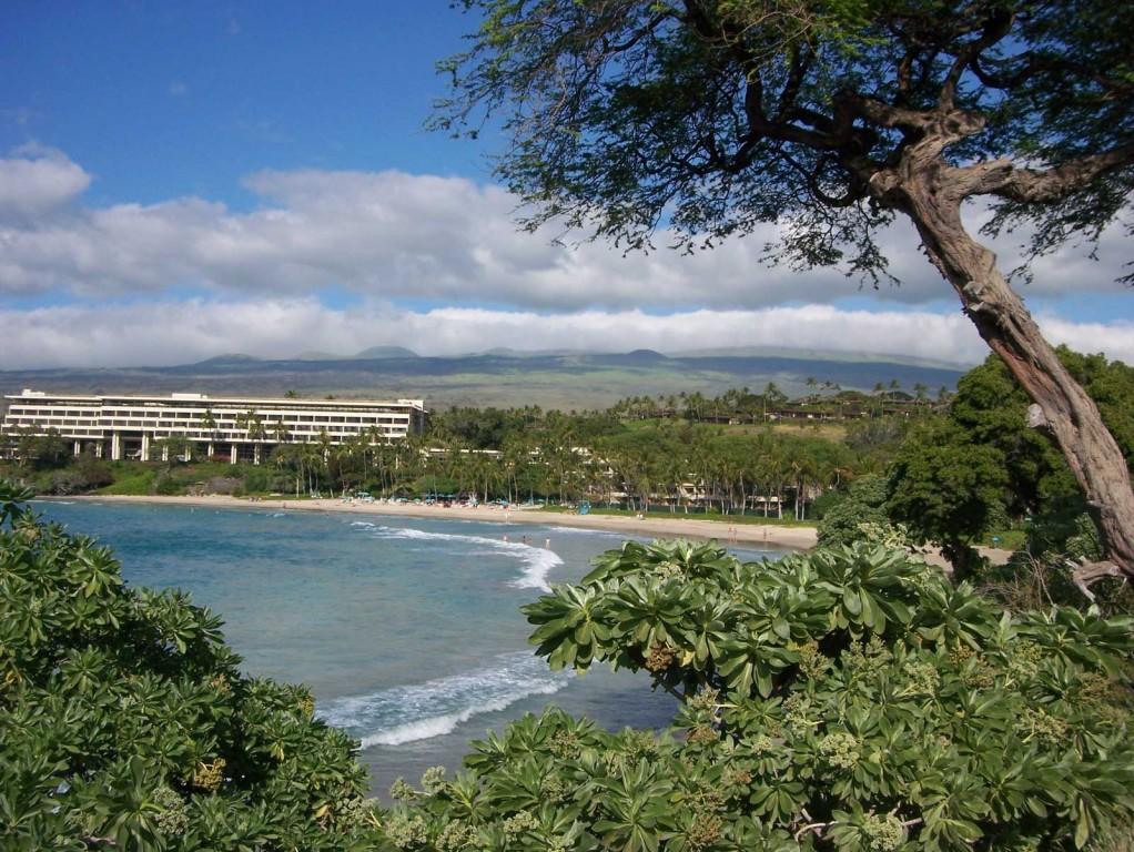 Mauna Kea Beach Hotel Hawaii Pictures