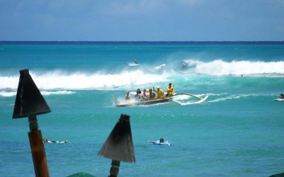 Waikiki Outrigger Ride