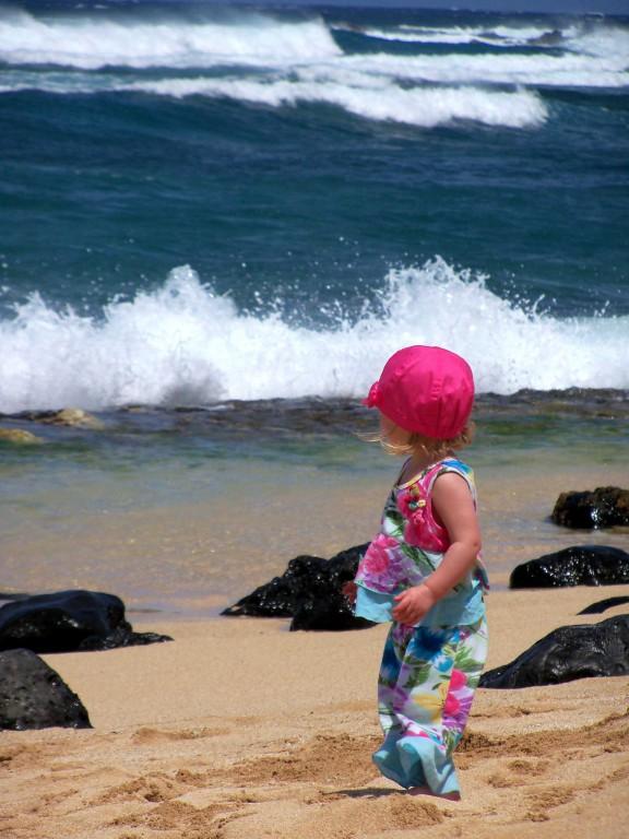 Hookipa Beach Baby