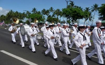 hilo veterans day parade 2009