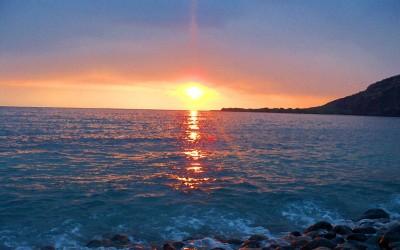 Napoopoo Sunset