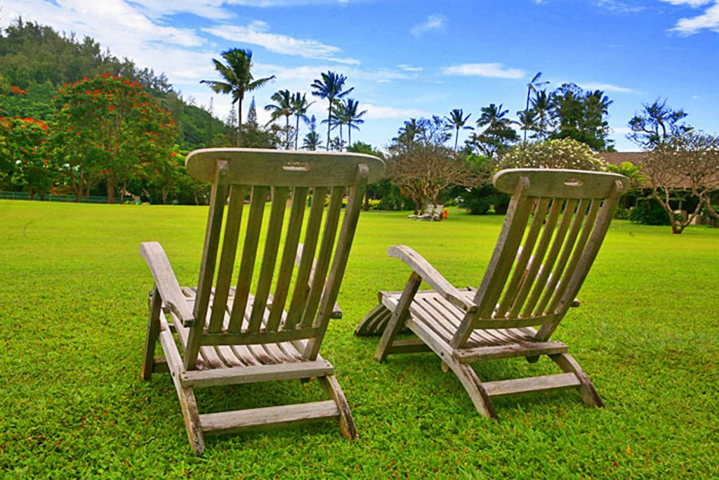 Hana Maui Relaxing