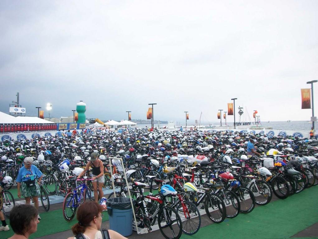 Ironman Bikes
