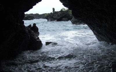 Maui Sea Cave