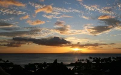 Aulani Sunset, Ko Olina Oahu