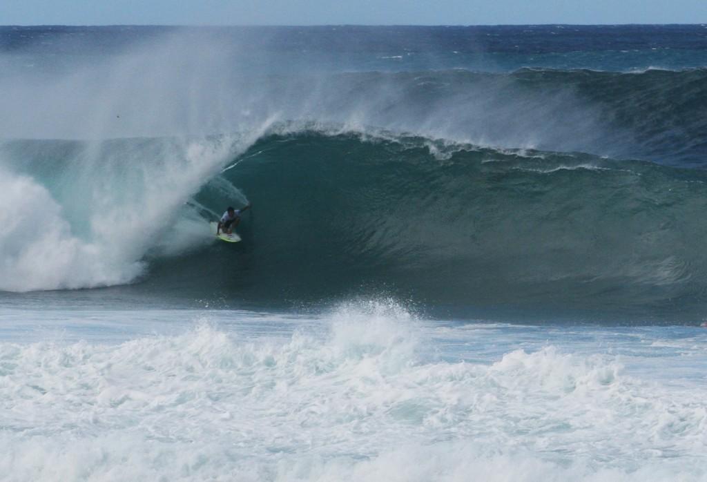 Bonzai Pipeline Surfer, Billabong 2012
