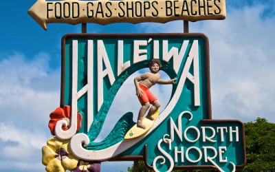 Haleiwa Surf Sign