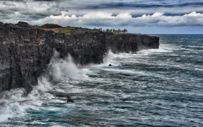 Hawaii Chain of Craters Coast
