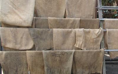 Kona Coffee Burlap Bags