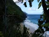 Na Pali Coast Hike, Kauai