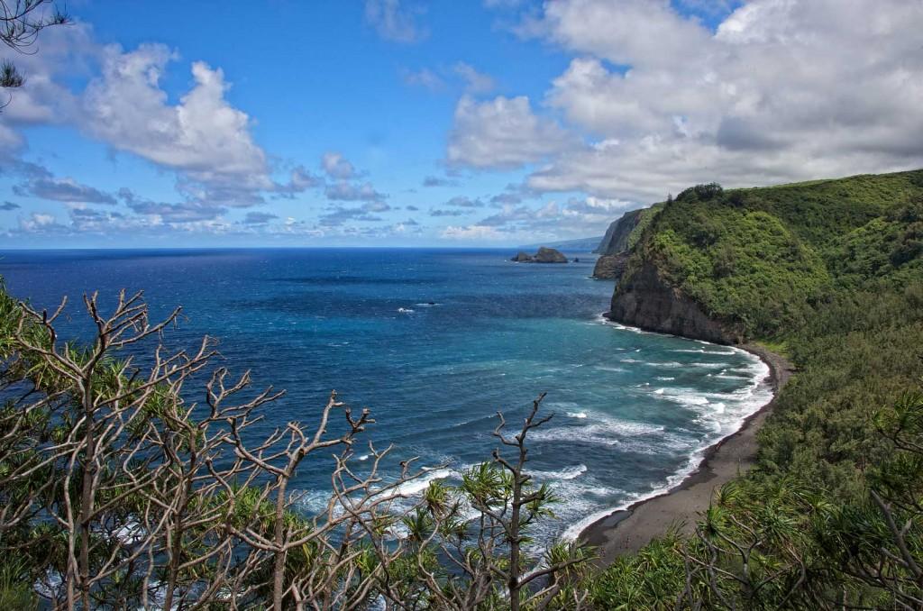 Big Island Pololu Trail