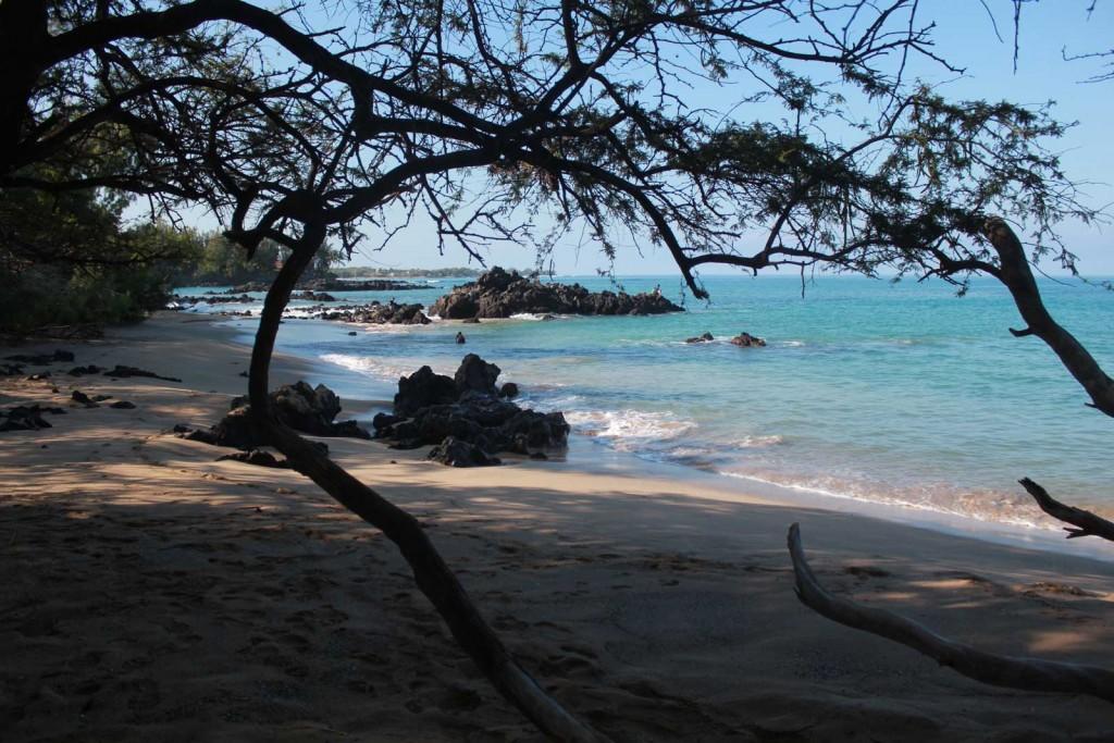 Waialea Beach, Big Island
