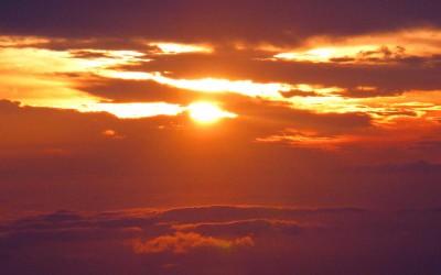 Haleakala Maui Sunset