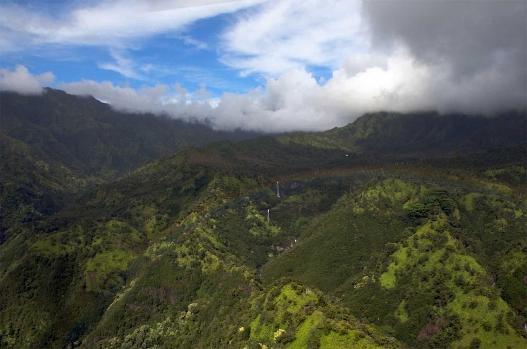 Kahili Falls Kauai