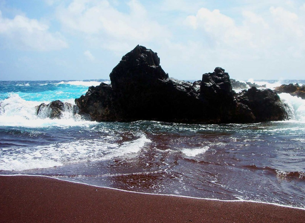 Maui Red Sand Beach