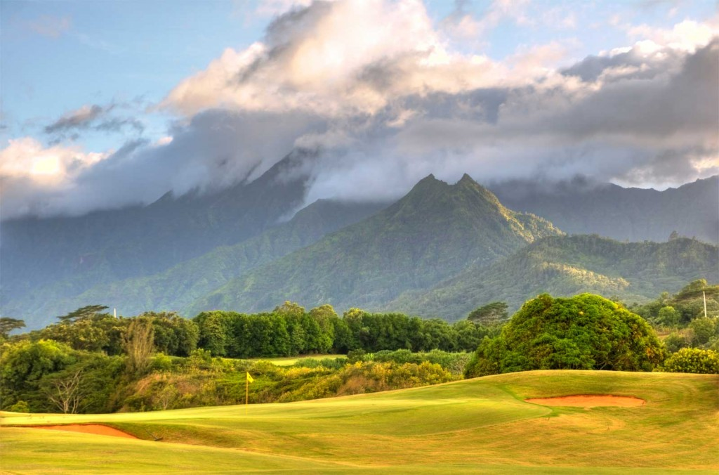 Princeville Golf Course, Kauai