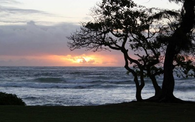 Sunrise On Kauai