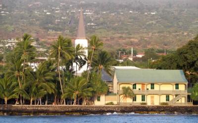 Hulihee Palace, Kona, Hawaii