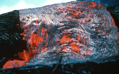 Kilauea Eruption 1983