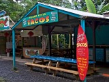 Nahiku Fish Tacos, Road to Hana