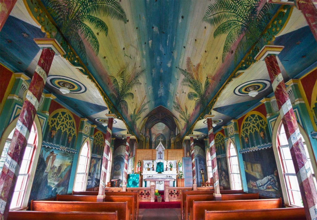 Painted Church Honaunau