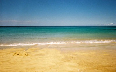 Hawaii Wide Open Beaches