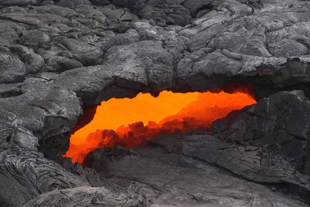 Kilauea Lava Skylight