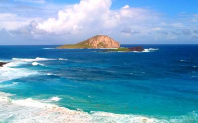 Manana Island, Oahu