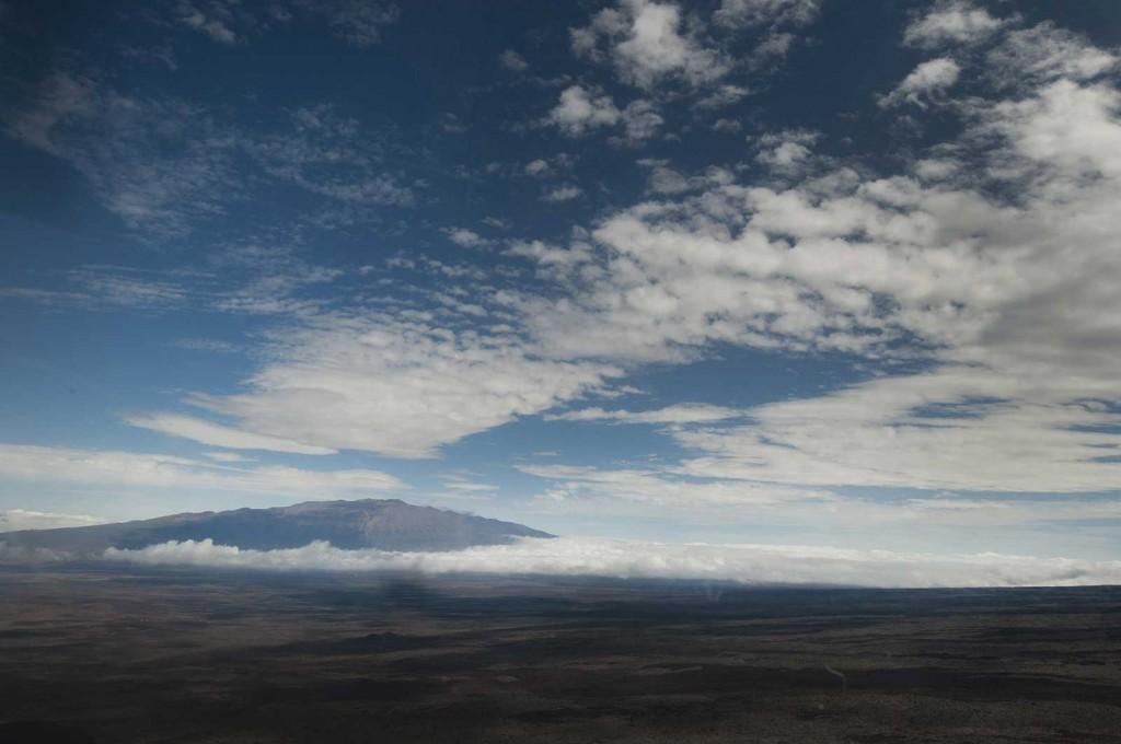 Mauna Kea Sky and Land