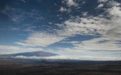 Mauna Kea Sky and Land