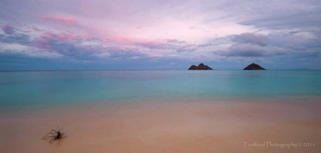 Na Mokulua Islands, Oahu