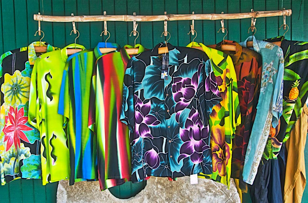 Aloha Shirts, Hawaii