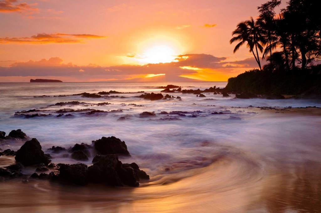 Makena Cove Sunset