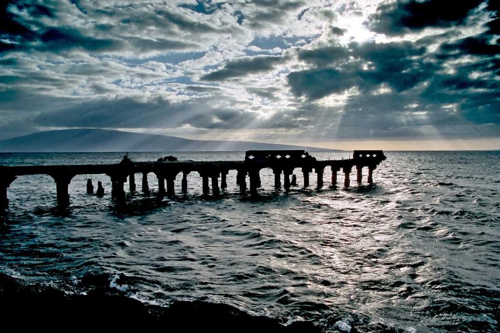 Mala Wharf, Lahaina Maui