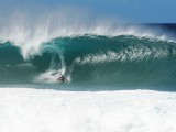 Pipeline Surfing, December 2011