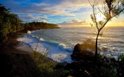 Kehena Beach Hawaii