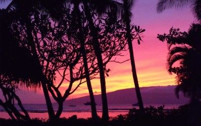 Lahaina Sunset Maui