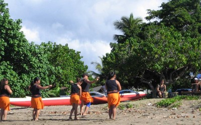 Maui Hula Lesson