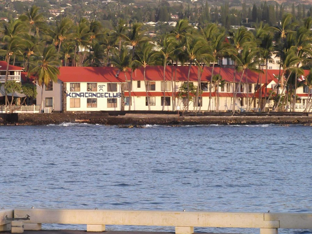 Kona Canoe Club, Hawaii
