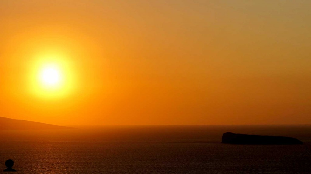 Molokini Sunset, Hawaii