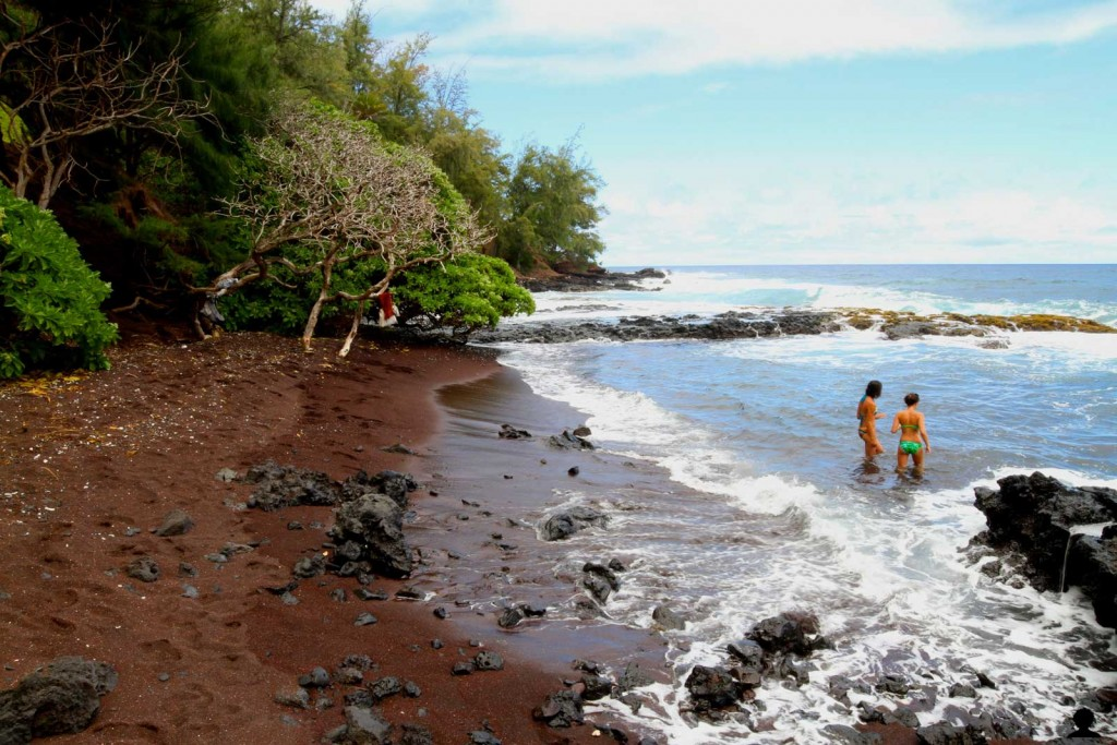 Redsand Beach Maui