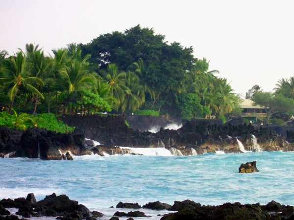 Kona Rough and Lush Coast